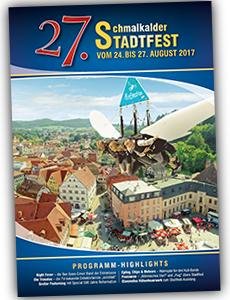 Stadtfest Schmalkalden Programm